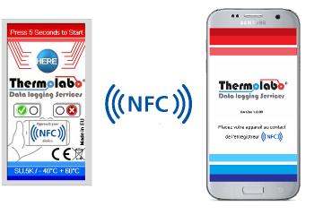 Sensolabo® Stick NFC
